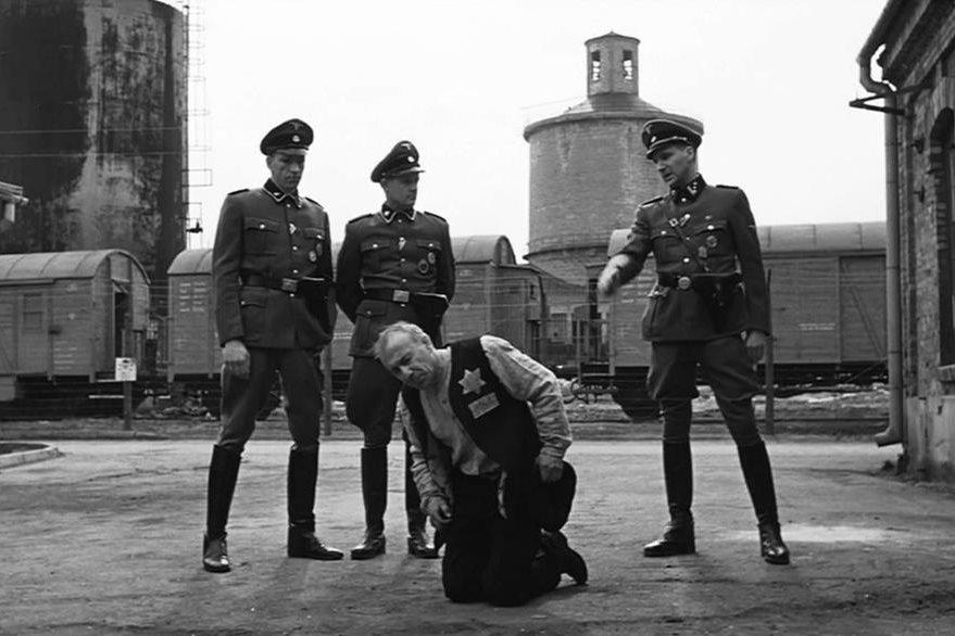 """Escena de la película """"La lista de Schindler"""", del director Steven Spielberg, galardonada con siete premios Oscar. (Foto: internet)."""