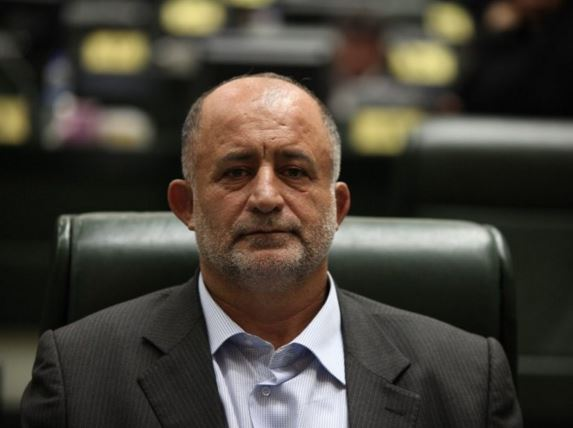 Nader Ghazipour, el legislador que emitió las polémicas declaraciones. (Foto: misanonlinel.ir).