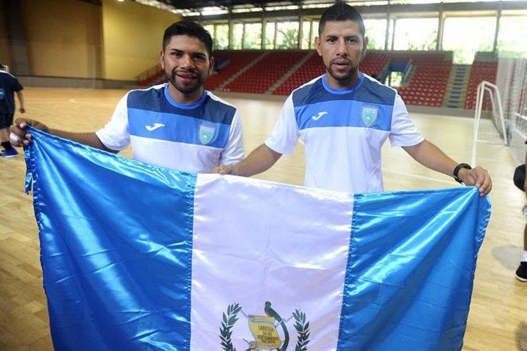 Los jugadores de la Selección Nacional quieren dar lo mejor de sí mismos. (Foto Prensa Libre: Francisco Sánchez)