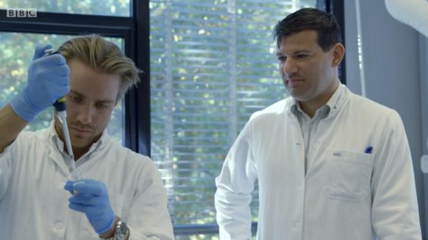 Estos ingenieros farmacéuticos de la Universidad de Copenhague llevan un tiempo tratando de desarrollar un antídoto para las picaduras de serpientes.