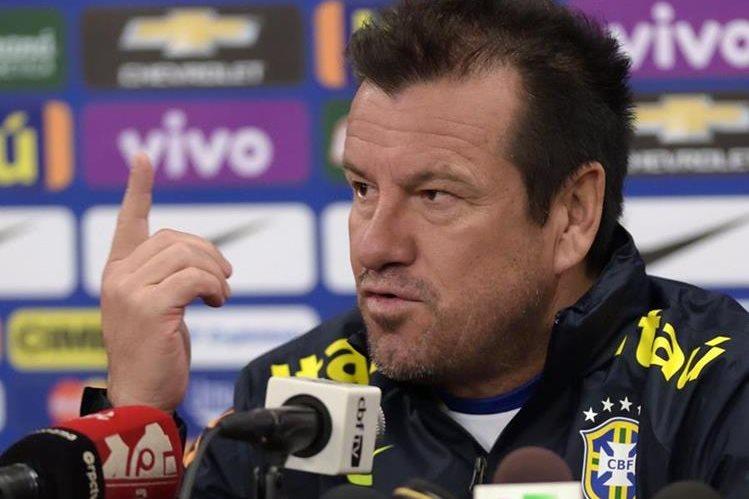 Dunga dio a conocer la lista final de jugadores convocados para la Copa América Centenario en Estados Unidos. (Foto Prensa Libre: Hemeroteca)