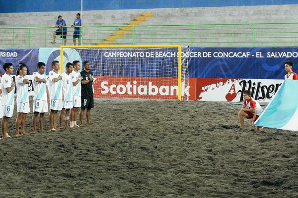 El Combinado Nacional jugará por el quinto lugar ante la representación de Trinidad y Tobago.