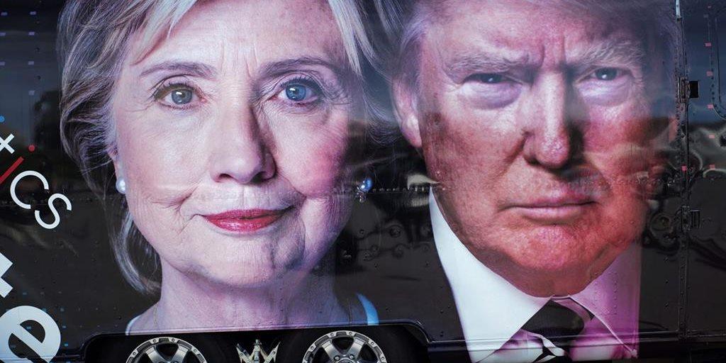 Aunque el sistema de Estados Unidos es tradicionalmente bipartidista, hay otros nominados a la presidencia de ese país. (Foto Prensa Libre: Hemeroteca PL)