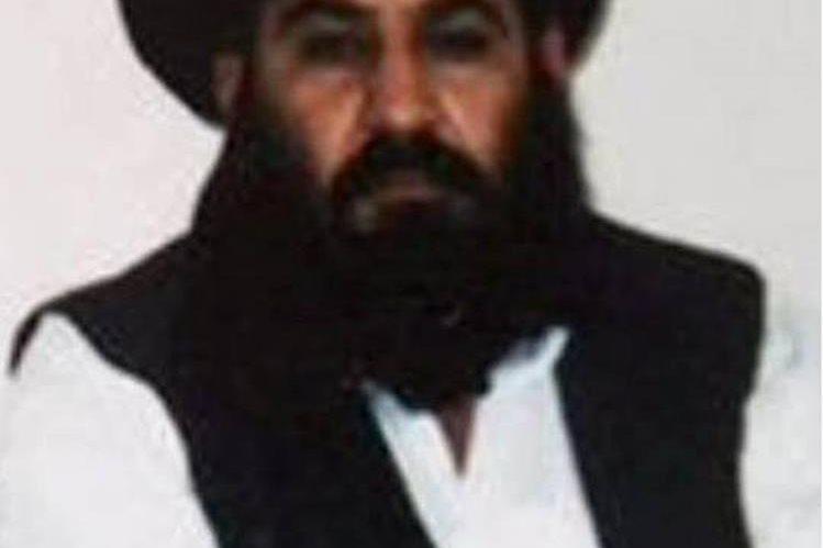 El líder talibán, Mullah Mansour, habría muerto en un ataque con dron. (Foto Prensa Libre: AFP).