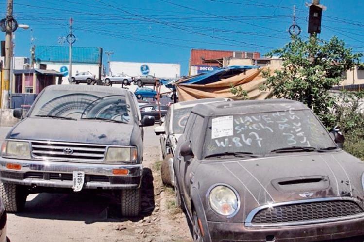 Quienes ganen la subasta deben pagar el IVA a la importación.(Foto Prensa Libre: Hemeroteca PL)