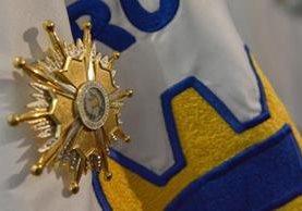 La fundación rotaria recibió la Orden del Quetzal en grado de Gran Oficial en reconocimiento a su labor humanitaria en Guatemala. (Foto Prensa Libre: Club Rotario)