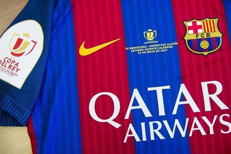 Su majestad Lionel Messi — Copa del Rey