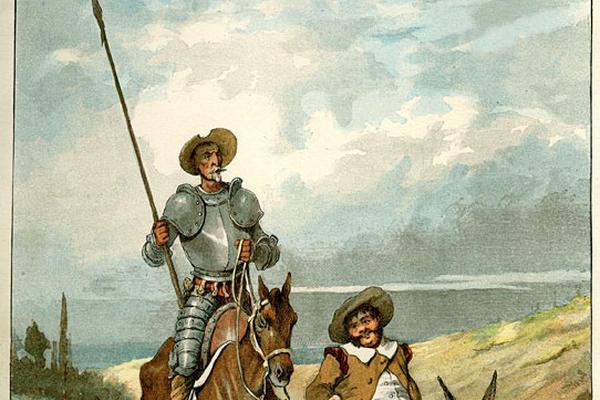 Uno de los archivos sobre Miguel de Cervantes cuenta con una firma del célebre escritor (Foto Prensa Libre: EFE)