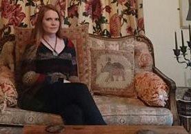 Olana Tansley-Hancock ha pasado más de dos décadas con misofonía. OLANA TANSLEY-HANCOCK