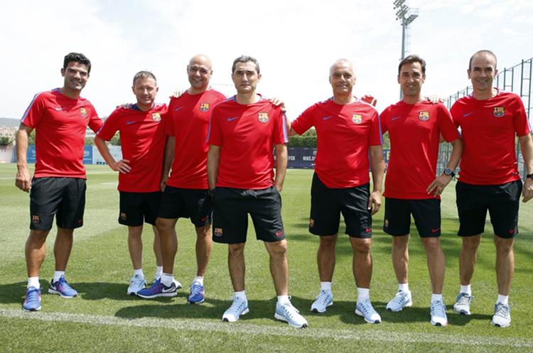Barcelona inicia la pretemporada bajo las oórdenes de Valverde