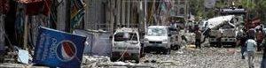 Varios muertos por bombardeos en Saná.