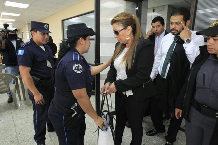 Anabella de León enfrenta un proceso por el caso Botín Registro de la Propiedad. (Foto HemerotecaPL)