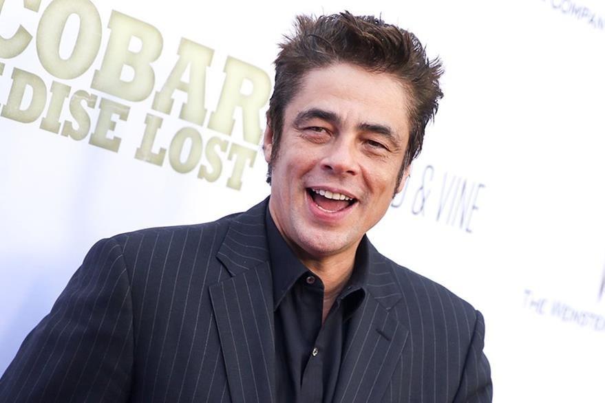 El actor Benicio Del Toro será uno de los presentadores. (Foto Prensa Libre: AP)