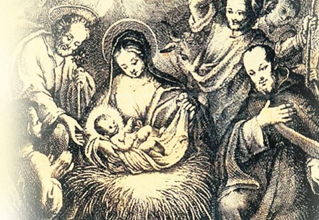 El Hermano Pedro fue un gran impulsor de la celebración de la Navidad. (Foto: Hemeroteca PL)