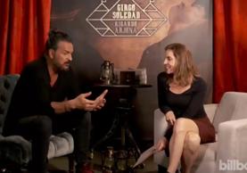Ricardo Arjona, durante la entrevista con Billboard, previo al lanzamiento de Circo Soledad (Foto Prensa Libre: Billboard).