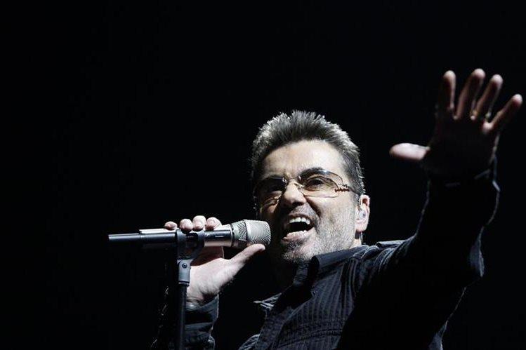 George Michael logró cautivar a millones con sus temas musicales. (Foto Prensa Libre: EFE)