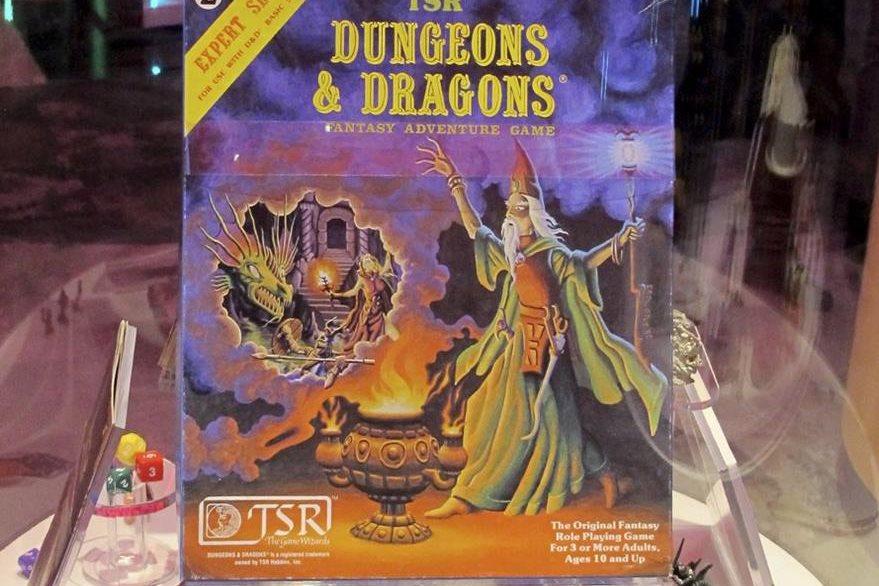 El juego Dungeons & Dragons se creó en 1974. (Foto Prensa Libre: AP)