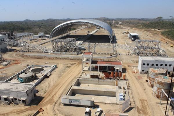 Energuate aún espera que la generadora con carbón, Jaguar Energy, empiece a operar. (Foto, Hemeroteca PL).<br /> <br />