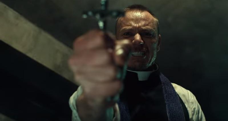 La historia de El exorcista llegó primero a la pantalla grande en la década de 1970. (Foto Prensa Libre: YouTube)