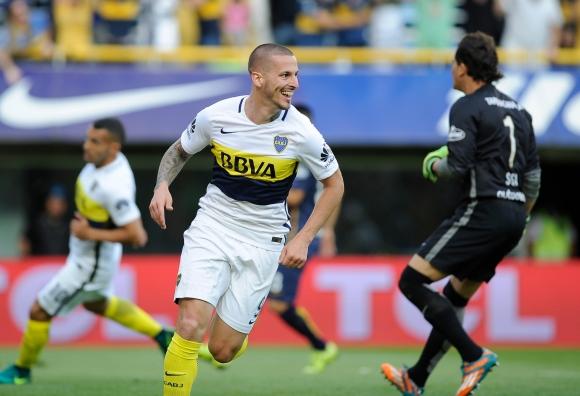 Boca Junior empató 1-1 con Rosario Central en el partido anterior. (Foto Prensa Libre: Boca Juniors)