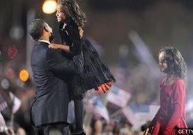 Malia Obama tenía 10 años, y su hermana pequeña Sasha siete, cuando su padre Barack Obama fue elegido presidente de Estados Unidos.