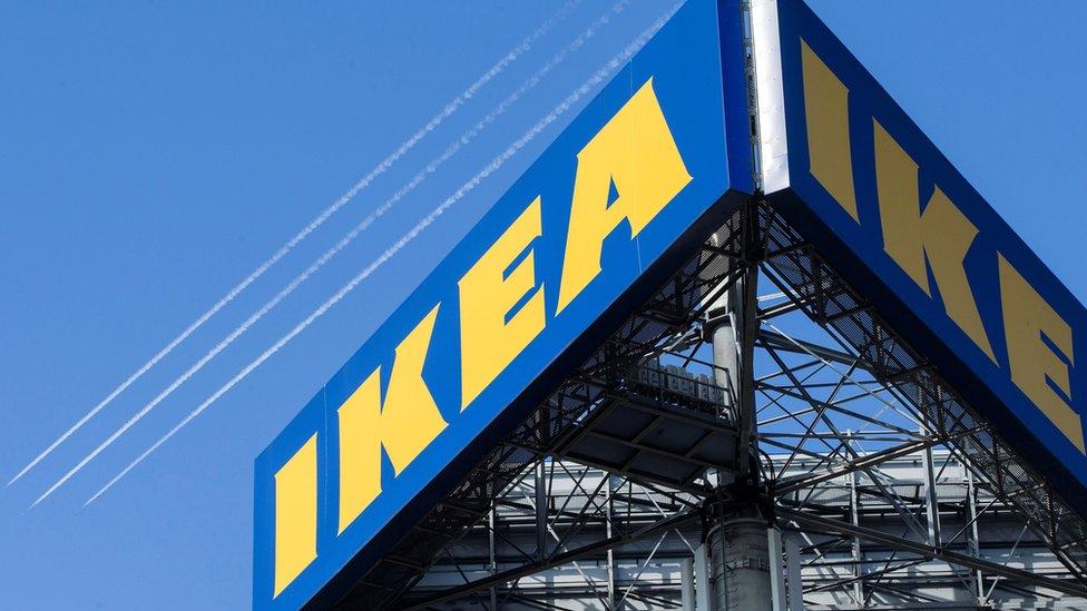 La empresa sueca tiene actualmente 392 tiendas en 48 países.