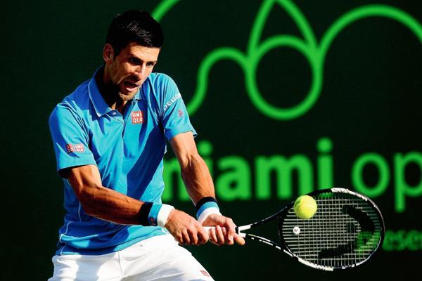 Novak Djokovic es el actual número uno de la ATP. (Foto Prensa Libre: AFP).