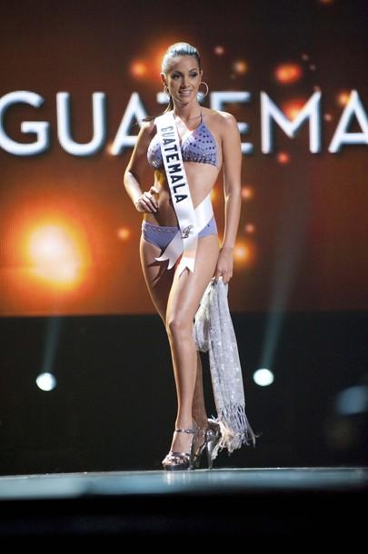 Jessica Scheel representó a Guatemala en Miss Universo en el 2010. (Foto Prensa Libre: Hemeroteca PL)