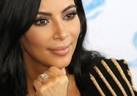 Kim Kardashian sufrió el robo de sus joyas en París, en octubre de 2016. (Foto Prensa Libre: AP)