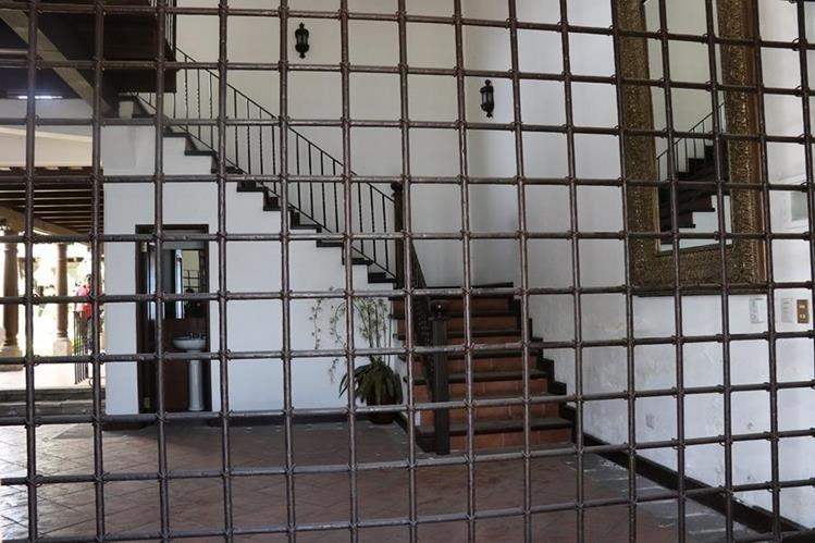 Hotel que era propiedad de Roxana Baldetti pasó al Estado en agosto pasado. (Foto Prensa Libre: Hemeroteca PL)