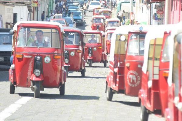 Vehículos de tres ruedas de   Fray Bartolomé de Las Casas se regirán según el   nuevo  reglamento.