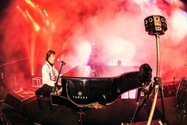 <p>Paul McCartney ofreció show en Sao Paulo, Brasil. (Foto Prensa Libre: Tomada de instagram.com/paulmccartney)</p>