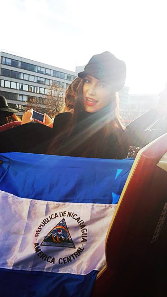 Yumara López representó a Nicaragua a nivel internacional. (Foto/Facebook: Miss Mundo Nicaragua 2014 - Yumara Lopez).