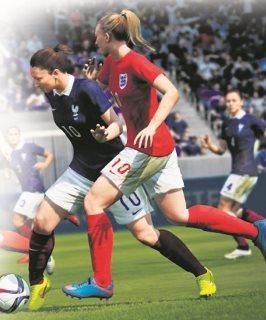 Por primera vez pueden elegirse equipos de mujeres.(Foto Prensa Libre: EA SPORTS).