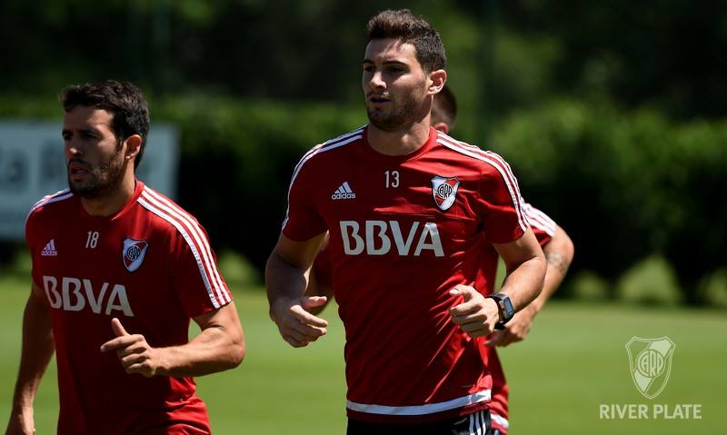 River Plate buscará quedarse con el título en Estados Unidos. (Foto Prensa Libre: River Plate/Facebook)