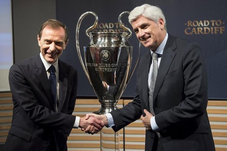 Semifinales de la Champions League, listas