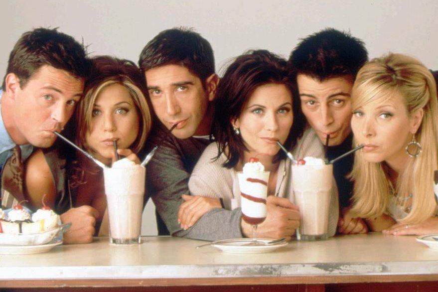 La serie de televisión Friends tiene 10 temporadas. (Foto Prensa Libre: Hemeroteca PL)