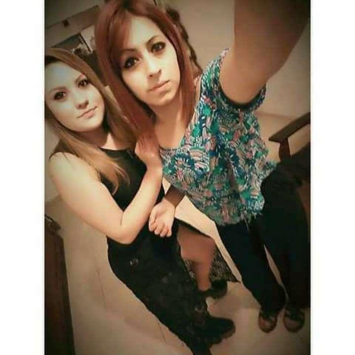 Las dos jóvenes fueron acribilladas cuando salían de un baile en Buenos Aires. FACEBOOK
