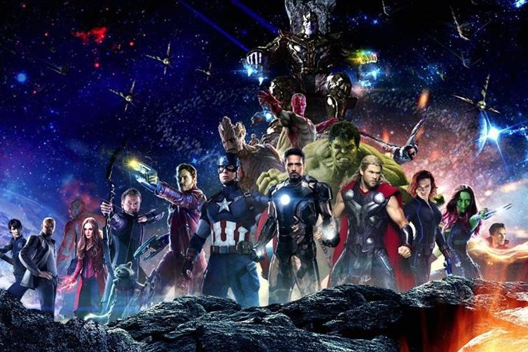 Filtran el trailer de Avengers: Infinity War