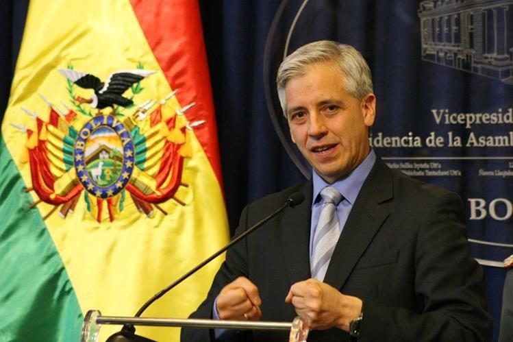 Álvaro García, vicepresidente de Bolivia (Foto Prensa Libre: Internet)