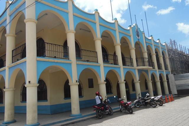 Municipalidad de El Tejar, Chimaltenango. (Foto Prensa Libre: Hemeroteca PL)