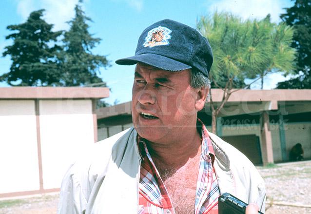 Arnoldo Vargas, ex alcalde de Zacapa mientras guardaba prisión en Pavón. (Foto: Hemeroteca PL)