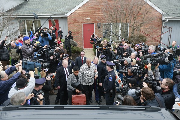 El actor Bill Cosby está en serios problemas legales. (Foto Prensa Libre: AP)