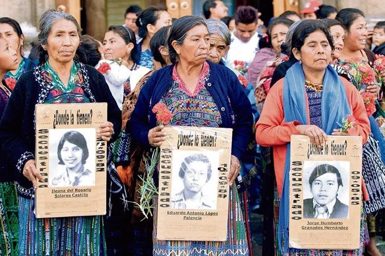El PNR fue creado en el 2003 con el objetivo de resarcir a las víctimas del conflicto armado. Impunity Watch contabiliza 200 mil muertos.
