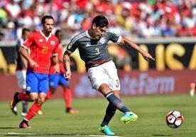 El segundo partido de la Copa América 2016 en imágenes.