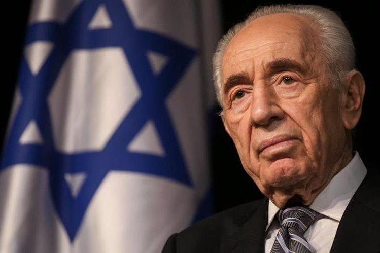El expresidente y premio Nobel de la Paz Shimon Peres seguía en estado crítico.