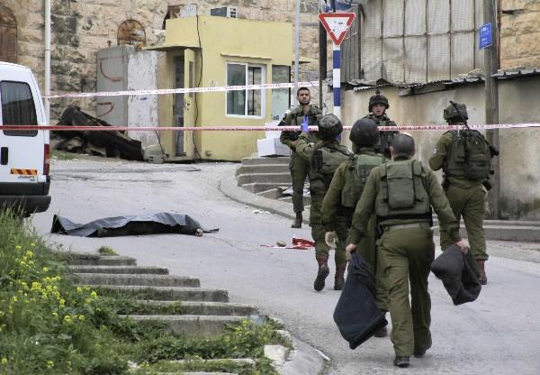 Fatah al Sharif, murió de un balazo en la cabeza en la ciudad de Hebron.