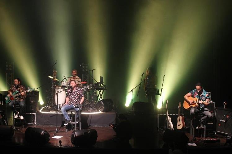 La banda Tijuana Love será una de las que se presentarán en el evento benéfico (Foto Prensa Libre: Keneth Cruz).