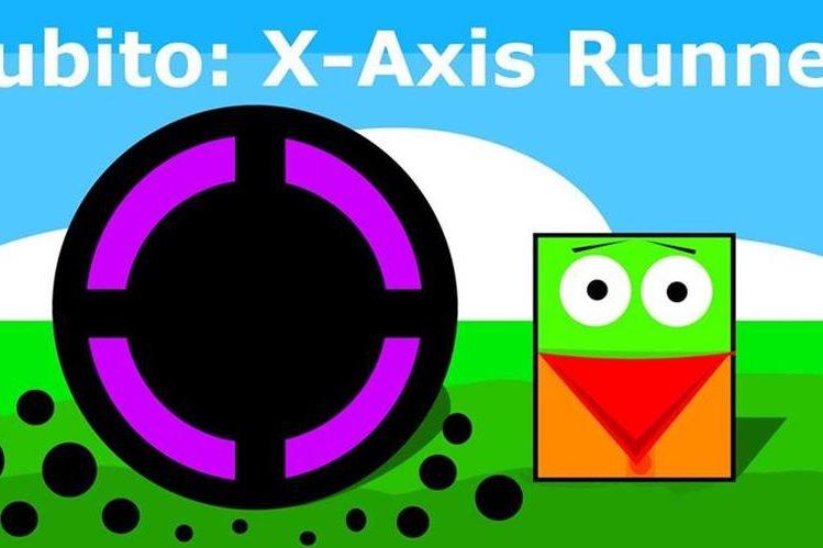 Lubito: X-AXIS Runner tiene como protagonista un personaje que viaja en un peculiar vehículo. (Foto Prensa Libre: Circubil).