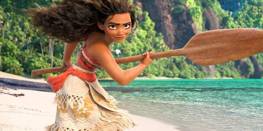 Moana es el próximo estreno de Disney. (Foto Prensa Libre: Disney)